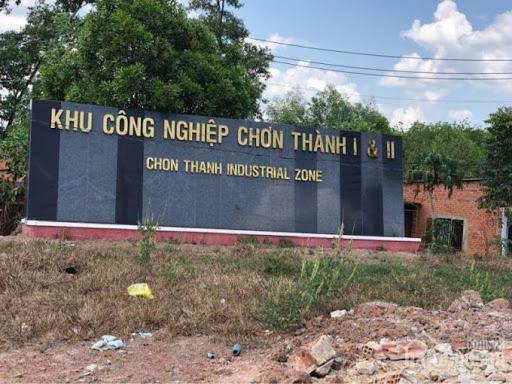 Lắp cửa cổng xếp Tại KCN Becamex - Bình Phước