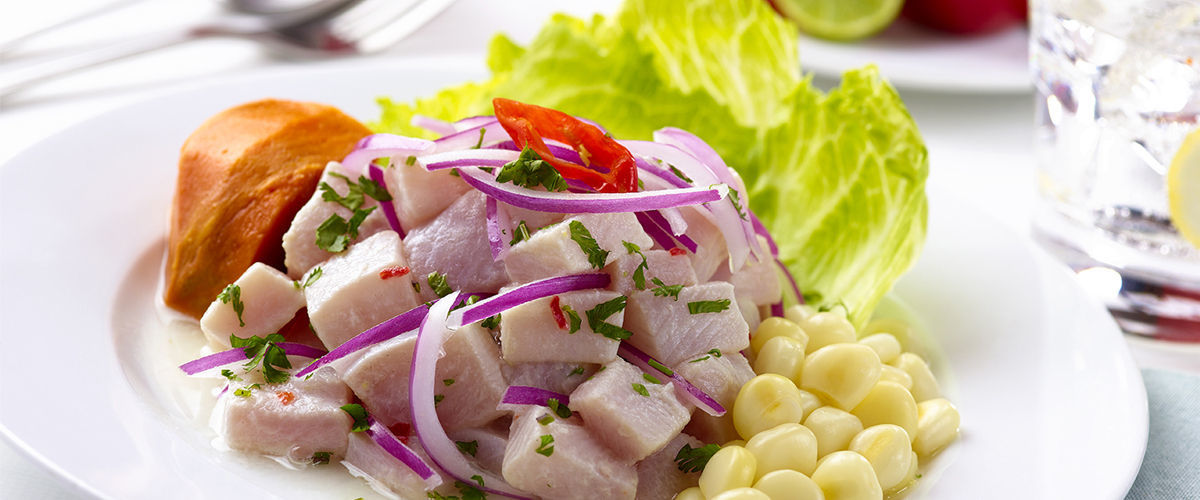 Cocina Peruana  cuadernodebitacoraufvdla