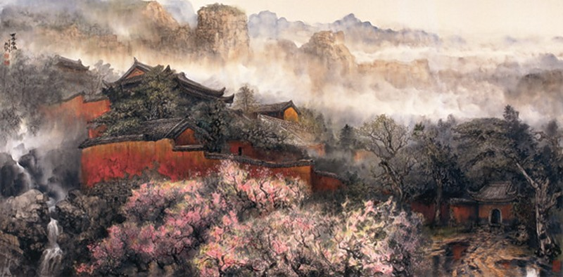 Zhao Wu Chao  Cuaderno de retazos
