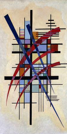 2WK2631 - Kandinsky - Zeichen mit Begleitung