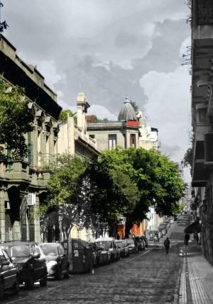 CS111BWC | Calle de San Telmo