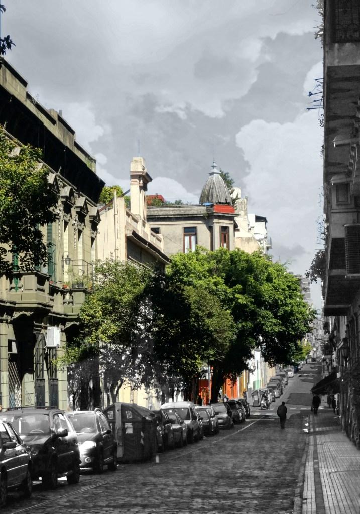 CS111BWC   Calle de San Telmo