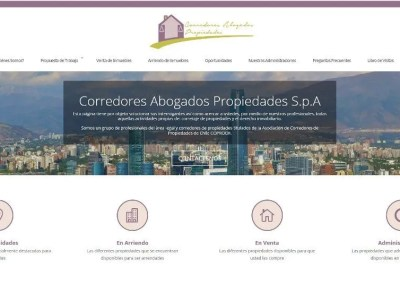 Corredores Abogados Propiedades
