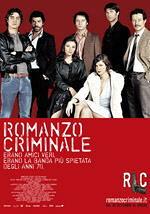Romanzo Criminale cartel película