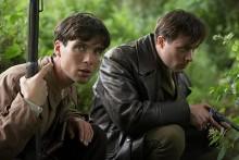 El viento que agita la cebada Cillian Murphy (Damien), Pádraic Delaney (Teddy),