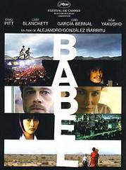 Cartel película Babel