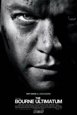 Ultimátum de Bourne cartel película