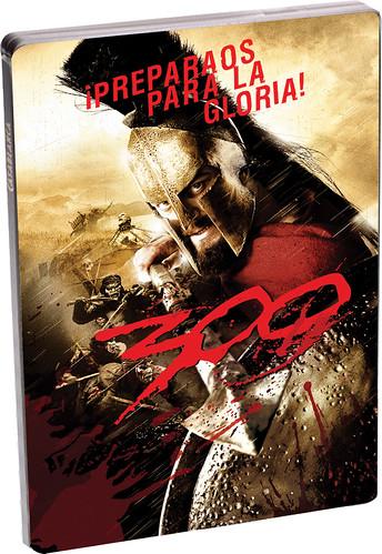 300 lanzamiento DVD 25 de septiembre