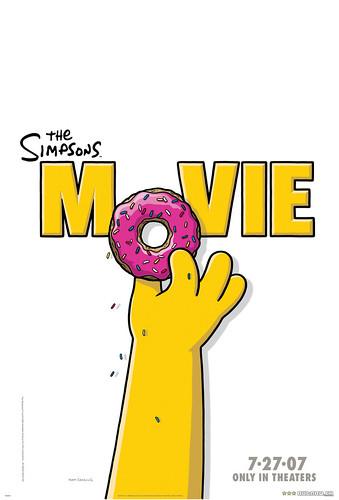Los simpson cartel película
