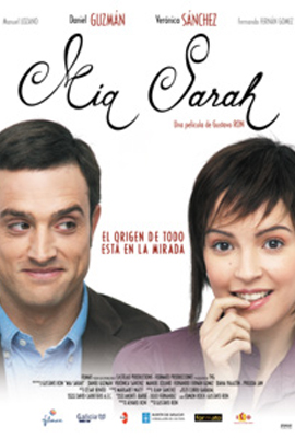 Mia Sarah cartel película