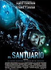 El Santuario poster película