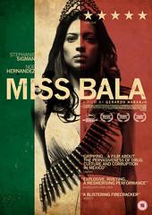 Miss bala poster película