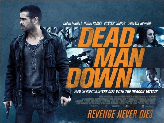 La venganza del hombre muerto poster movie