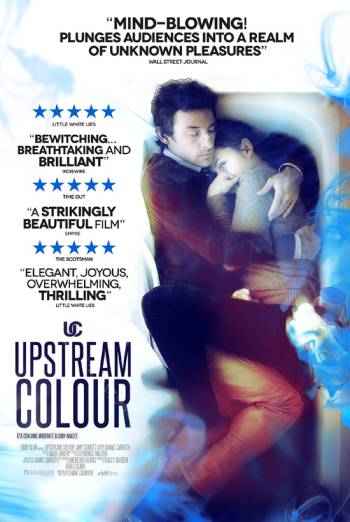 Upstream color cartel película