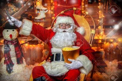 Papá Noel en el cine, Feliz Navidad
