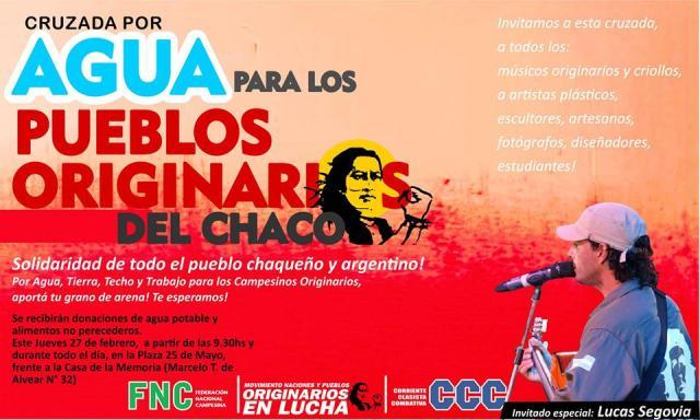 CruzadaPorAguaChaco