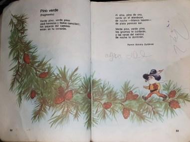 Pino Verde, de Fermín Estrella Gutiérrez / Horneritos, de Lidia E. Alcántara y Raquel T. Lomazzi