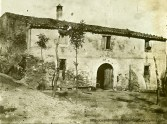 Masía Can Cortés en 1906