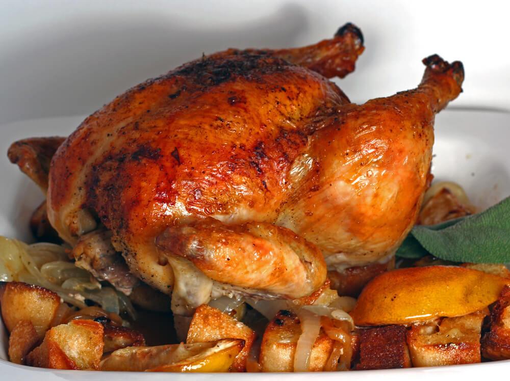 Cuntas caloras tiene el pollo  Cuantas Calorias