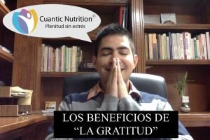 Gracias Nutriólogo Cuántico