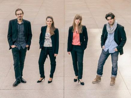 Cuarteto Bauhaus