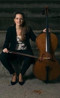 Irene Celestino | Violonchelista