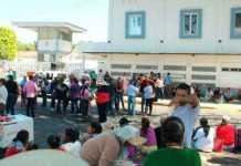 manifestacion-Presidencia-Alcaldia-Uruapan
