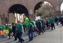 marcha STASPE