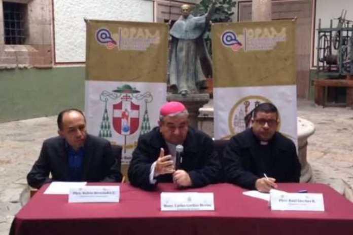 Arzobispo de Morelia Carlos Garfias