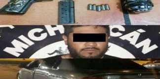 El Barbas detenido