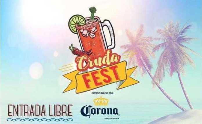 Cruda Fest cartel 2