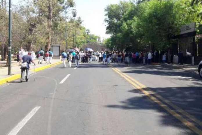 protesta Finanzas
