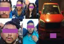 secuestradores Morelia