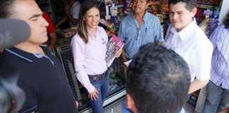 Daniela de los Santos y Antonio Ixtlahuac
