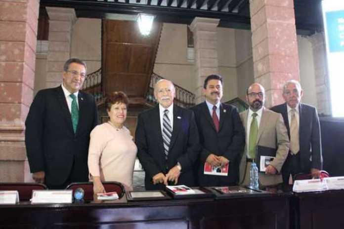 Congreso homenaje Hugo Guerrero