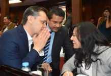 Hector Gomez Trujillo, Roberto Carlos Lopez y Adriana Hernandez 13