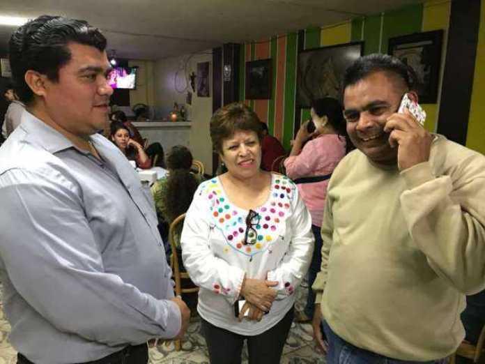 Juan Granados Balandran liberado