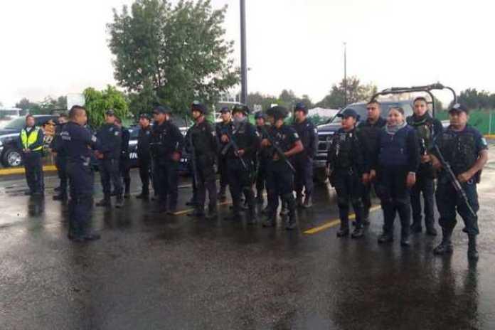 Policia Michoacan