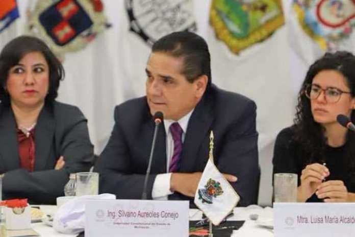 Silvano Aureoles Conejo