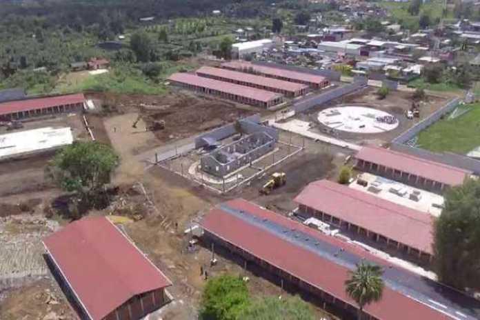 Uruapan construccion cuartel