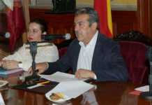 Raul Moron sesion Cabildo