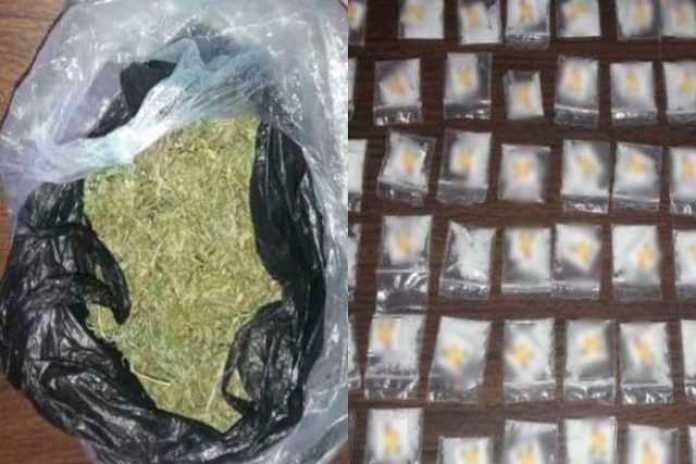 marihuana y crystal
