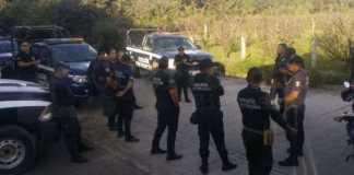 paro policia Chilchota