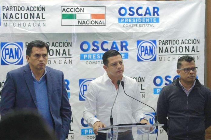 Javier Estrada y Oscar Escobar Ledesma