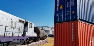tren Kansas City Southern de México KCSM vias ferreas