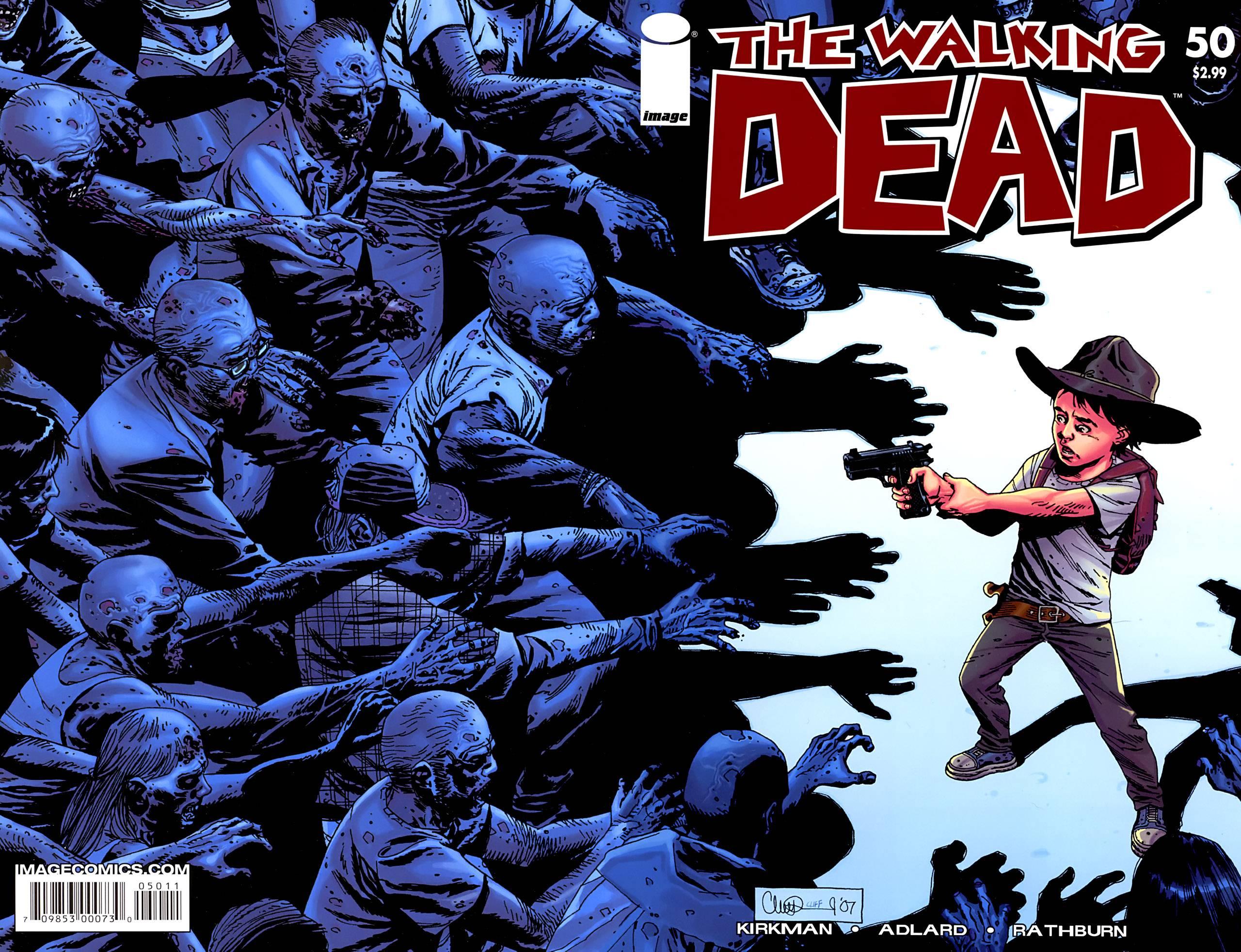 The Walking dead 50