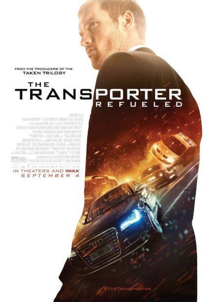 poster the transporter refueled