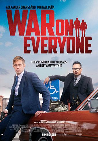 War-on-Everyone-2016-Movies-Train