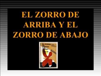 El zorro de arriba y el zorro de abajo de José María Arguedas