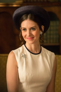 Alison Brie as Trudy Campbell - Mad Men _ Season 7B, Episode 11 - Photo Credit: Justina Mintz/AMC